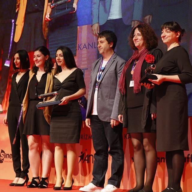 Pitching Award at Antalya Film Forum