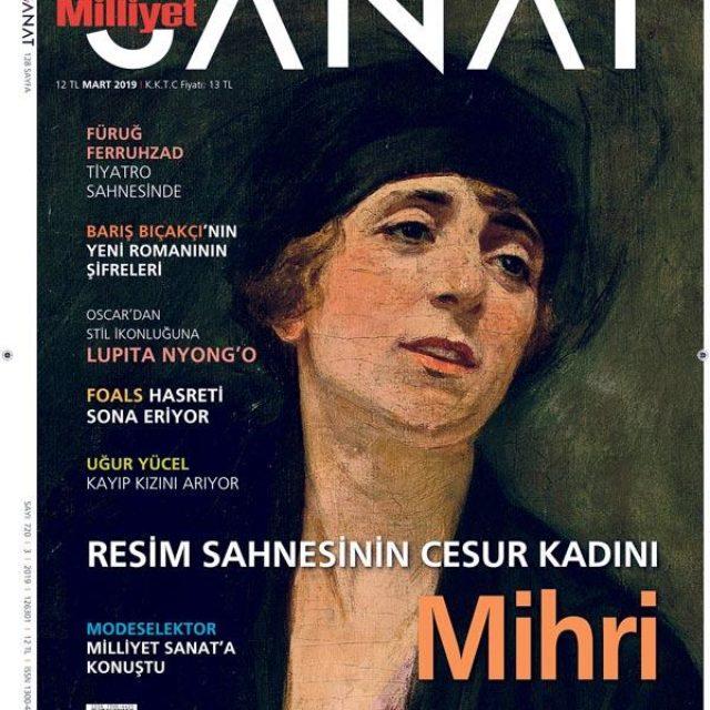 The Daring Woman of the Art Scene: Mihri