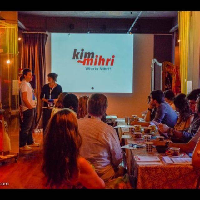Kim Mihri Team at Animasyros