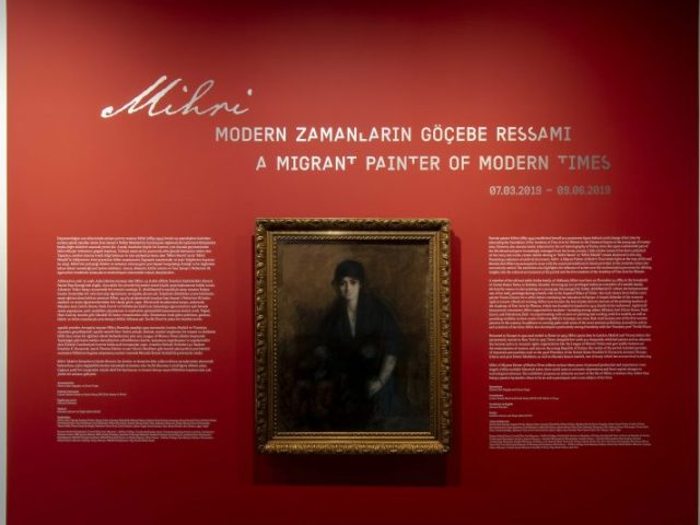 First-ever Mihri Exhibition Opened at Salt Galata